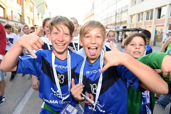 Youth Handball Festival Gallery 2017
